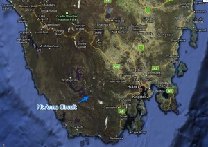 tasmania - Google Maps