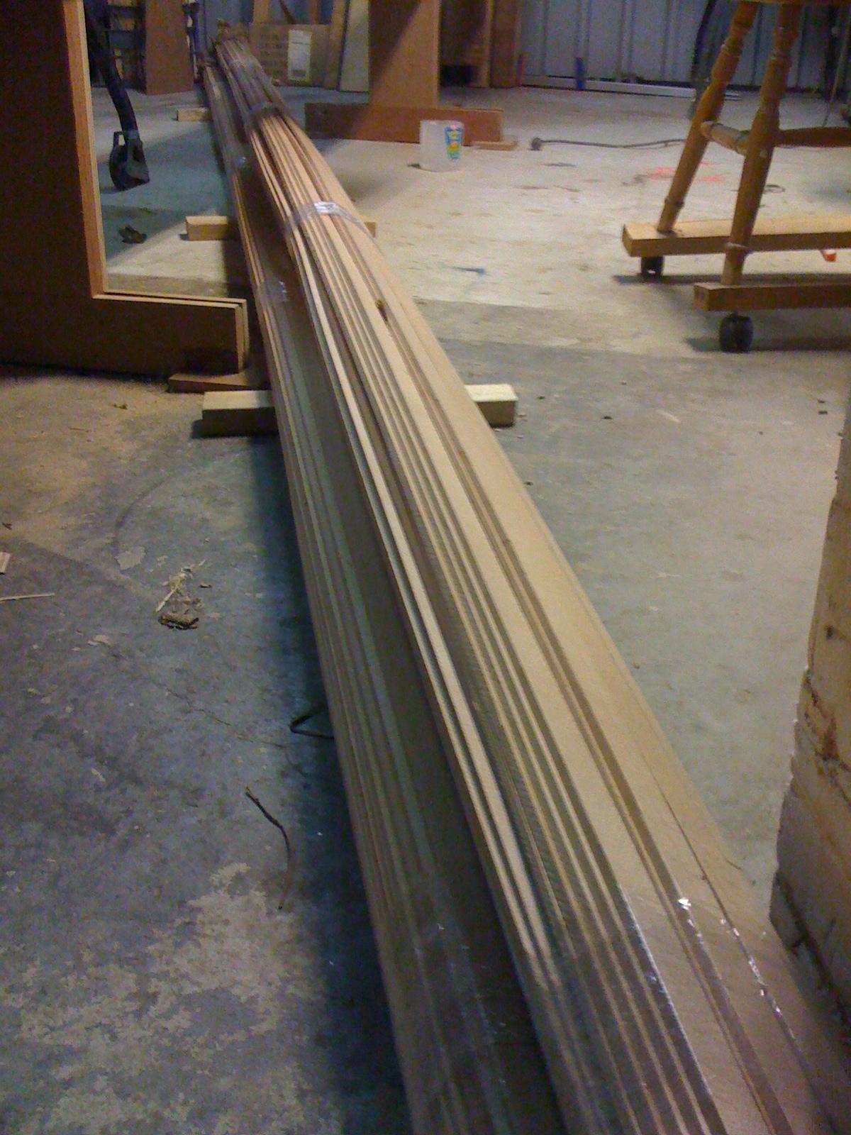 Building a Western Red Cedar