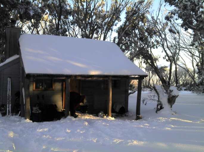 Ropers Hut