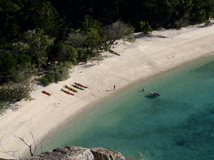 Crayfish Beach